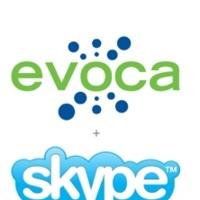 Evoca graba las llamadas que realices desde Skype