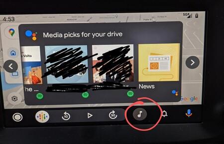 Android Auto Multimedia