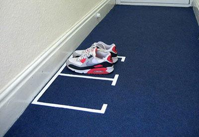 Aparca el calzado