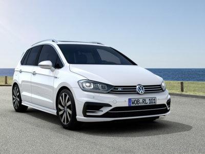 Pack R-Line para el Volkswagen Golf Sportsvan, deportivizando un monovolumen