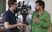 'Padre modelo', 'Cucharada' y 'Amistad', los cortometrajes de Alejandro Marzoa