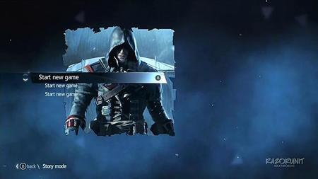 30 minutos de Assassin's Creed Rogue