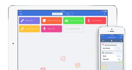 Workflow en iOS