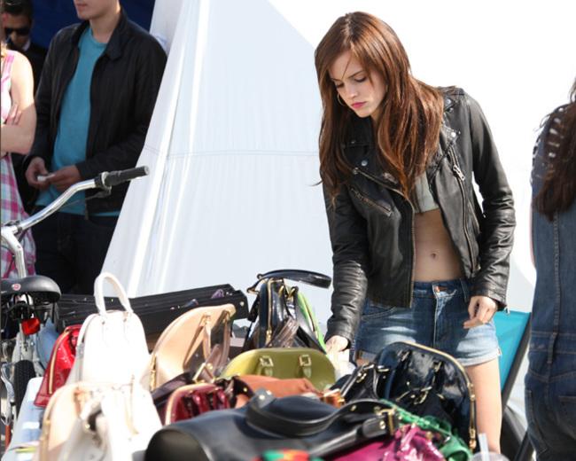 Emma Watson look