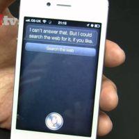 Intentando sacarle los colores a Siri, el nuevo asistente por voz del iPhone 4S
