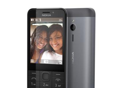 Nokia 230: Microsoft mete selfies y aluminio en sus teléfonos más sencillos