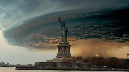 La tormenta imperfecta. Imagen de la semana