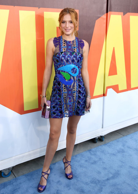 Bella Thorne Mtv Movie Awards 2015