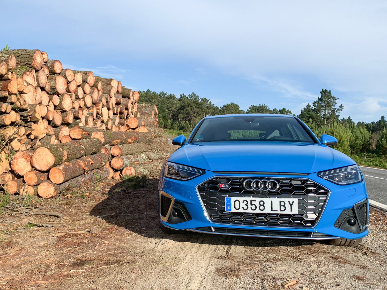 Foto de Audi S4 Avant 2020 (prueba) (6/26)