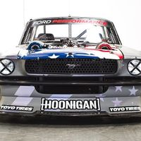 Video: Ken Block llega a Amazon Pime con The Gymkhana Files
