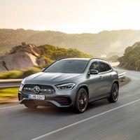 El nuevo Mercedes-Benz GLA es ahora un auténtico SUV, con versión eléctrica prevista para 2021