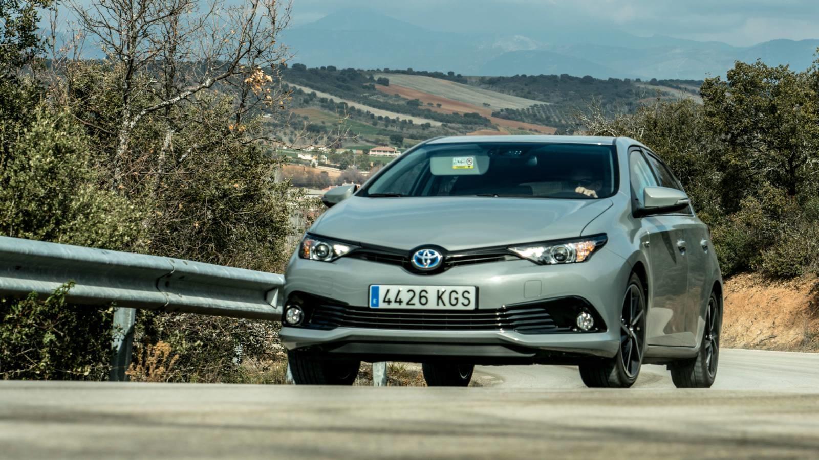 Foto de Toyota Auris hybrid Feel! Edition - Fotos exteriores (17/33)