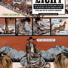 Foto 1 de 8 de la galería the-hateful-eight-comic-del-principio-de-la-historia en Espinof