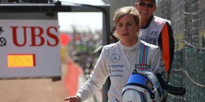 El equipo Williams se disculpa públicamente con Susie Wolff