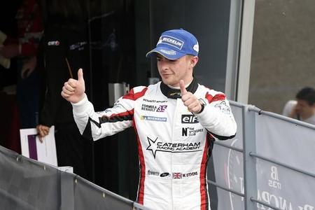 Will Stevens se subirá al Caterham en los entrenamientos post gran premio de Silverstone