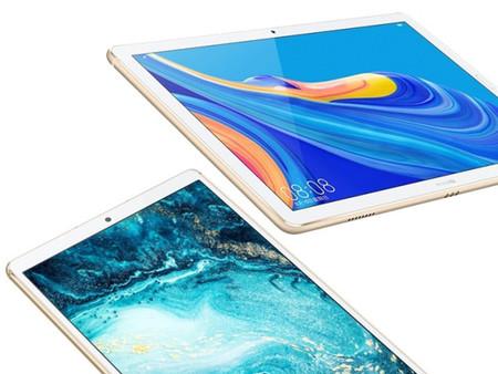 Huawei MediaPad M6 de 8,4 y 10,8 pulgadas: las nuevas tablets de Huawei apuntan a la gama alta con el Kirin 980