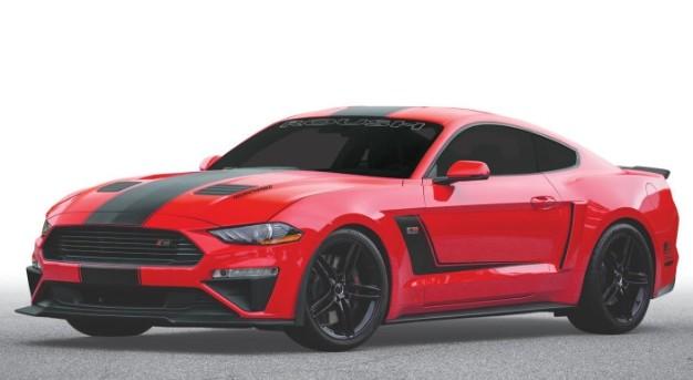 Roush Stage 3 Mustang, un purasangre de 710 hp y 630 lb-pie de par