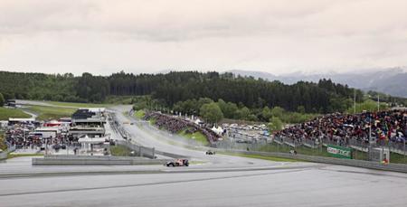 Al Gran Premio de Austria le salen sus primeros detractores