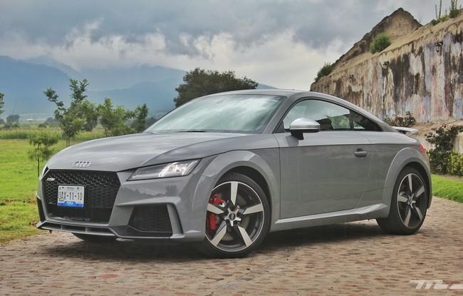 Audi TT RS, a prueba; el pequeño coupé que es capaz de asustar al mismísimo R8