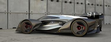 De la PS4 a la realidad: el McLaren Ultimate Vision Gran Turismo cobrará vida gracias a MSO