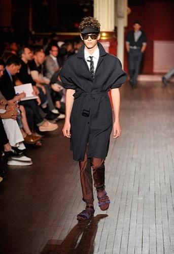Lanvin, Primavera-Verano 2010 en la Semana de la Moda de París