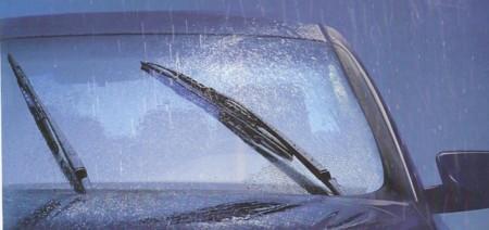 ¡Ya vienen las lluvias!  ¿Ya revisaste los limpiaparabrisas?