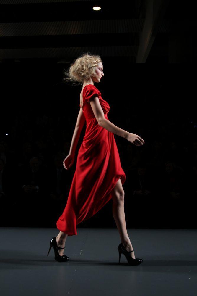 Foto de Alma Aguilar en la Cibeles Madrid Fashion Week Otoño-Invierno 2011/2012 (76/126)