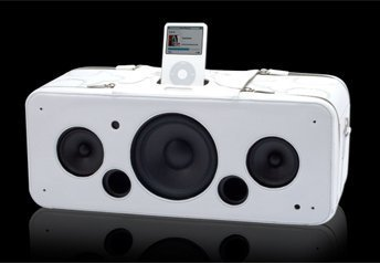 Funda para el iPod Hi-Fi