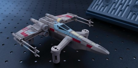 X Wing Star Wars Propel Drone 3