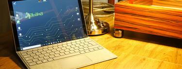 Productividad versátil con el convertible Microsoft Surface Pro 7 y la funda con teclado Signature por 899 euros en MediaMarkt