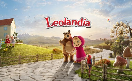 Leolandia, el parque temático más divertido para ir con niños en Italia