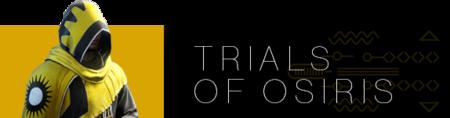 Pruebas De Osiris