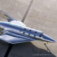 Virgin Galactic ha presentado el primer avión espacial suborbital Spaceship III
