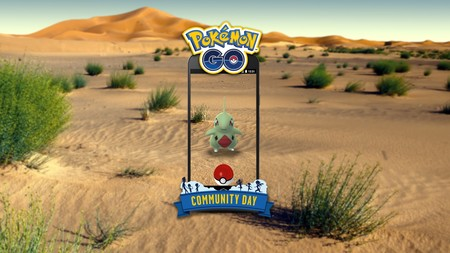 Larvitar protagonizará el Día de la Comunidad de Pokémon GO en junio