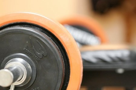 ¿Cómo calentar antes de una sesión de pesas?