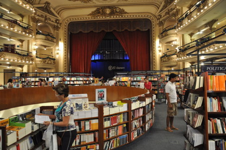 El Ateneo Grand Splendid 02