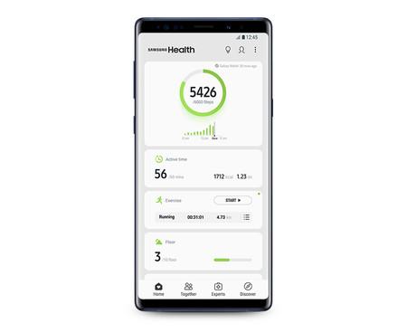 Samsung Health 6.0 llega con mayor personalización, accesibilidad e integración