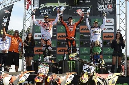 podium mx1 lierop