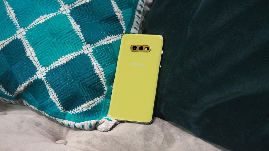 Samsung Galaxy℗ S10e, primeras impresiones: pequeño pero matón