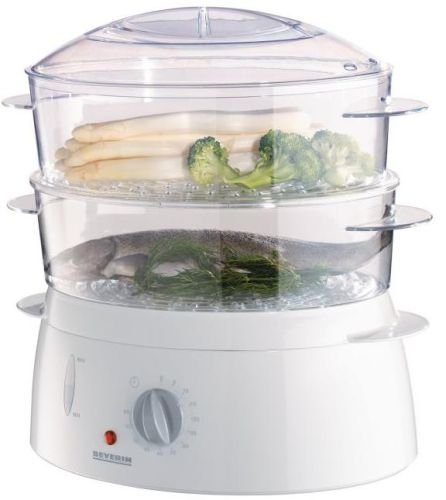 Pásate a la cocina al vapor: sabrosa, hipocalórica y fácil de cocinar