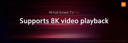 Xiaomi Tv 8k