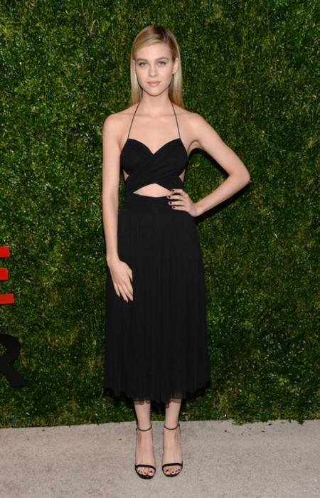 Nicola Peltz Gods Love We Deliver Golden Heart Awards Michael Kors