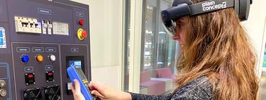 Arreglar una máquina con indicaciones holográficas o entrar en un corazón humano: probamos HoloLens 2 en varios casos de uso