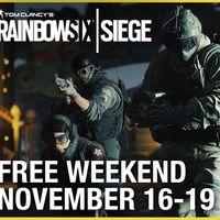 Rainbow Six Siege se juega gratis este fin de semana en todas las plataformas