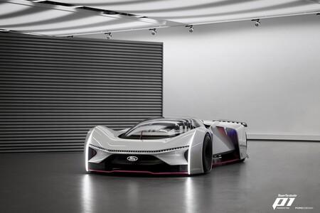 Team Fordzilla P1 Racecar 18