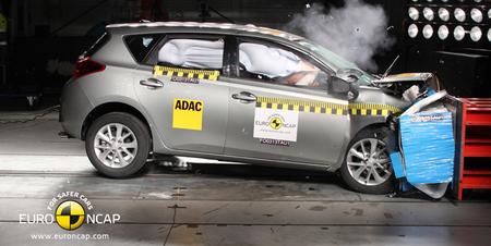 Toyota Auris, Euro NCAP
