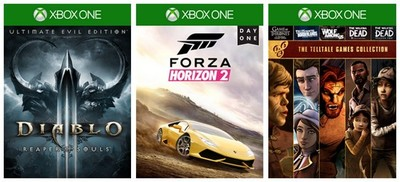 Microsoft extiende por una semana muchos de sus descuentos de fin de año en juegos de Xbox