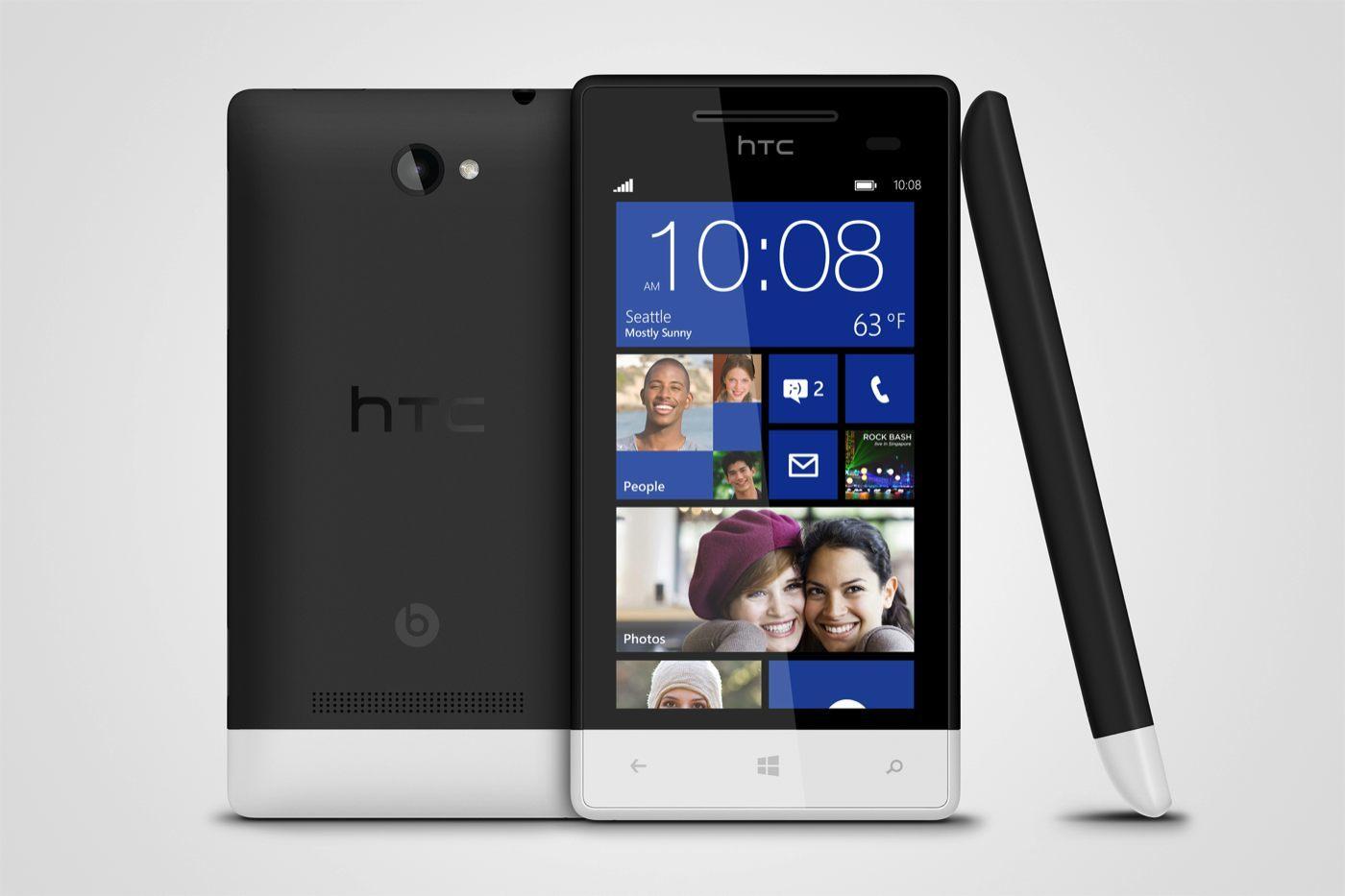 Foto de HTC 8S (3/4)
