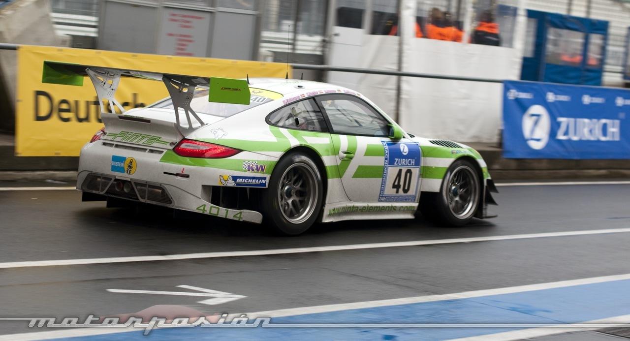 Foto de La increíble experiencia de las 24 Horas de Nürburgring (9/114)