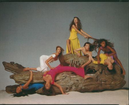 Kate Moss Versace